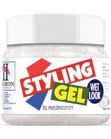 Hegron Żel do włosów przeźroczysty 250 ml