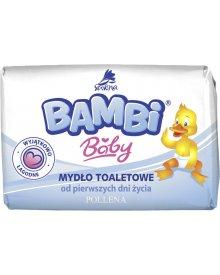 Bambi Baby mydło dla dzieci 100g