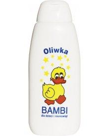 Bambi Baby oliwka dla dzieci 200ml