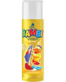 Bambi szampon do włosów dla dzieci z d-panthenolem 150ml