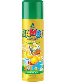 Bambi szampon do włosów dla dzieci rumiankowy 150ml