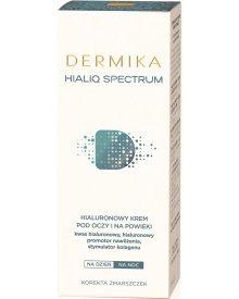Dermika Hialiq Spectrum Hialuronowy krem pod oczy i na powieki 15 ml