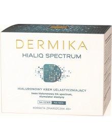 Dermika Hialiq Spectrum 40+ Hialuronowy krem uelastyczniający dzień noc 50 ml