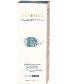 Dermika Hialiq Spectrum Hialuronowe serum wygładzające zmarszczki snu 30 ml