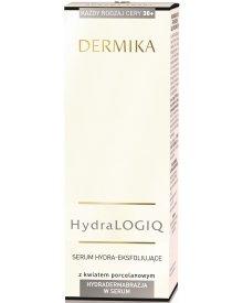 Dermika HydraLogiq 30+ Serum hydra-eksfoliujące 30 ml