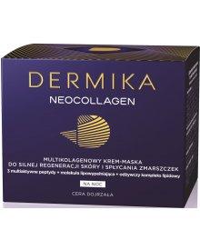 Dermika Neocollagen Multikolagenowy krem-maska na noc 50 ml