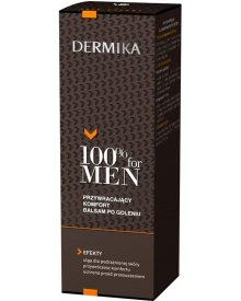 Dermika 100% for Men Balsam po goleniu 100ml