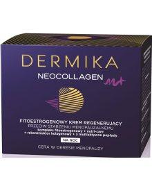 Dermika Neocollagen M+ Fitoestrogenowy krem regenerujący na noc 50ml