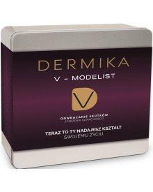 Dermika zestaw V-Modelist krem na dzień 50ml+płyn micelarny 150ml