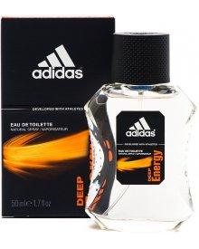 Adidas Deep Energy woda toaletowa męska 50ml