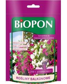 BIOPON koncentrat do roślin balkonowych 250ml