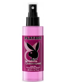 Playboy Woman Queen of the Game mgiełka do ciała 200ml