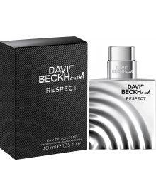 David Beckham woda toaletowa Respect 40ml