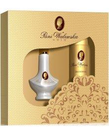 Pani Walewska Gold woda perfumowana 30ml + dezodorant 90ml