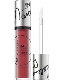 Bell Hypoallergenic pomadka matowa w płynie Mat Liquid Lipstick nr 103 Paris
