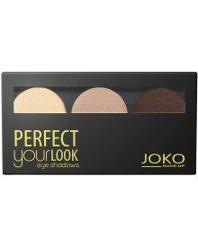 Joko cienie do powiek potrójne Perfect Your Look nr 300 1szt.