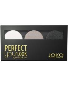 Joko potrójne cienie do powiek satynowe Perfect Your Look nr 302 1szt.