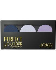 Joko cienie do powiek potrójne Perfect Your Look nr 303 1szt.
