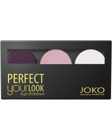 Joko potrójne cienie do powiek satynowe Perfect Your Look nr 304 1szt.
