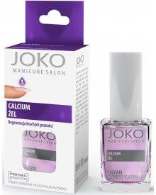 Joko odżywka do paznokci regenerująca w żelu Calcium 10ml