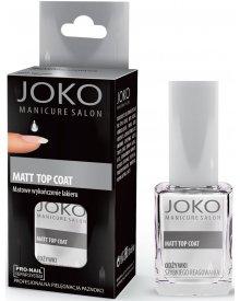 Joko odżywka do paznokci Matt Top Coat 10ml