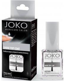 Joko odżywka do paznokci Shine Top Coat 10ml