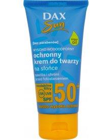 Dax Sun Ochronny krem do twarzy na słońce SPF 50+ 50 ml