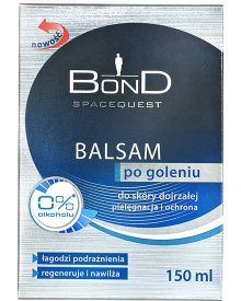 Bond Balsam po goleniu Bond Spacequest 150ml