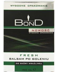 Bond Odświeżająco - kojący balsam po goleniu Fresh 150ml