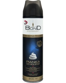 Bond Pianka do golenia Spacequest 200ml