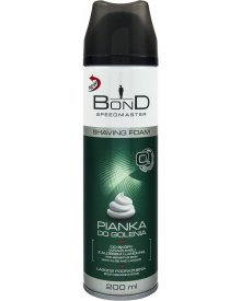 Bond Pianka do golenia Speedmaster 200ml