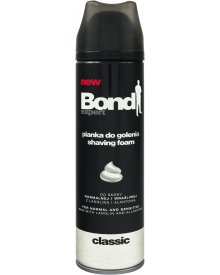Bond Expert Classic Pianka do golenia 200ml