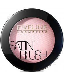 Eveline Satin Blush róż do policzków nr 06 Peach Beige 5.5g