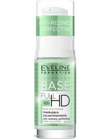 Eveline Base Full HD baza pod makijaż maskująca zaczerwienienia 30 ml