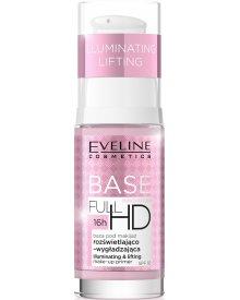 Eveline Base Full HD baza pod makijaż rozświetlająco - wygładzająca 30 ml