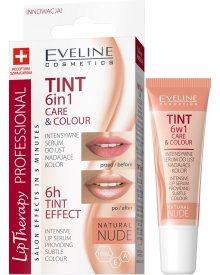 Eveline TINT CARE & COLOUR Serum do ust 6w1 nude