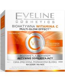 Eveline Bioaktywna Witamina C krem rozświetlający na dzień na noc 50ml