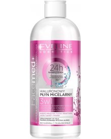 Eveline Facemed+ hialuronowy płyn micelarny Sensitive 250ml