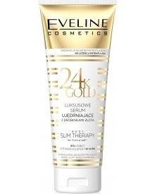 Eveline Body luksusowe serum ujędrniające z drobinkami złota Body Gold 24K 250ml