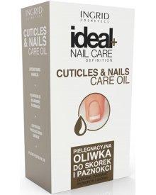 Ingrid Ideal Nail Care oliwka do skórek i paznokci 7ml