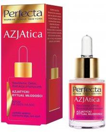 Perfecta AZJAtica serum nawilżenie, detox, redukcja zmarszczek na dzień i noc 15ml