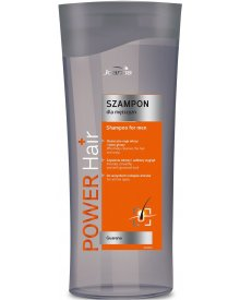 Joanna Power Hair szampon oczyszczający do włosów z guaraną dla mężczyzn 200ml