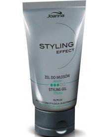 Joanna Styling Effect żel do układania włosów mocny 150ml
