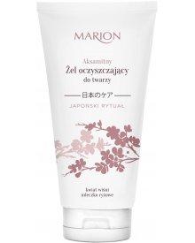 Marion Japoński Rytuał aksamitny żel oczyszczający do twarzy 150ml