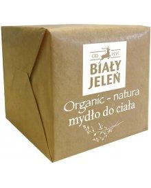 Biały Jeleń Organic Natura Mydło do ciała w kostce 170g