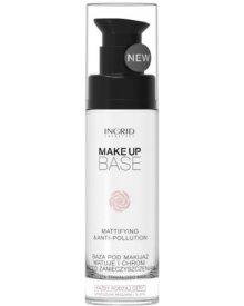 Ingrid Make-Up Base beztłuszczowa baza pod makijaż matująca 30ml