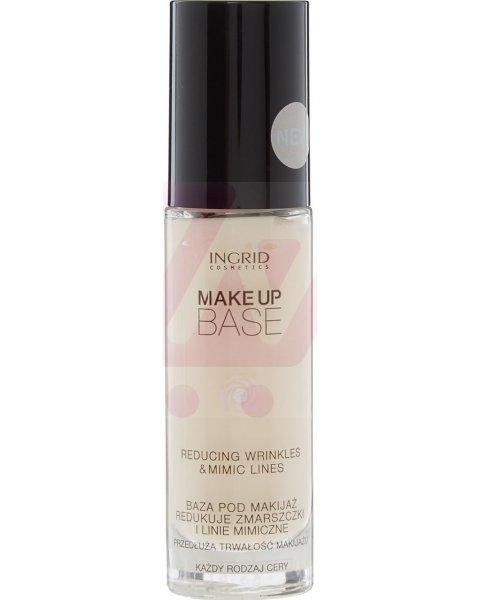 Ingrid Make Up Base baza pod makijaż wypełniacz zmarszczek mimicznych 30ml