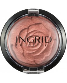Ingrid róż do policzków Satin Touch HD Beauty Innovation nr 12 3.5g