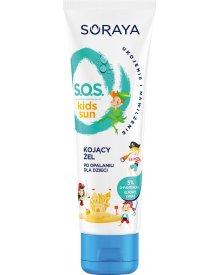 Soraya Kids Sun Kojący żel po opalaniu dla dzieci S.O.S. 100 ml
