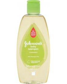 Johnson's Baby Szampon z rumiankiem 200 ml
